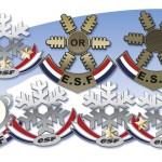 montage insignes esf