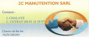 2C manutention